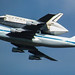 Last Space Shuttle Flyby