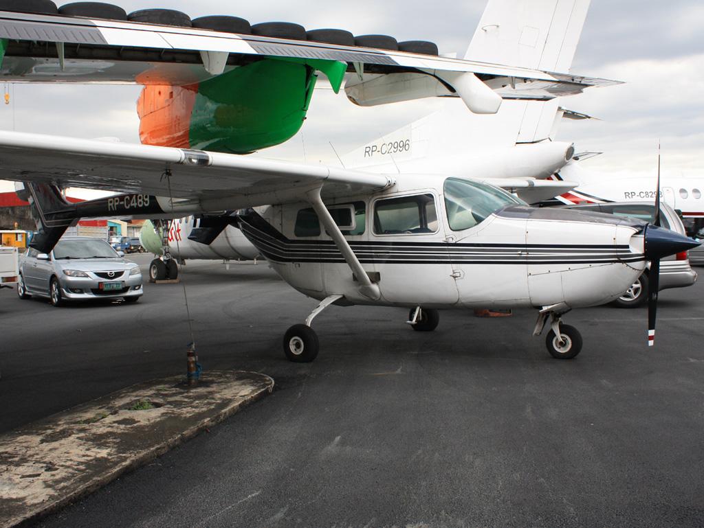 RP-C489 | Cessna 337C Super Skymaster Airlink International