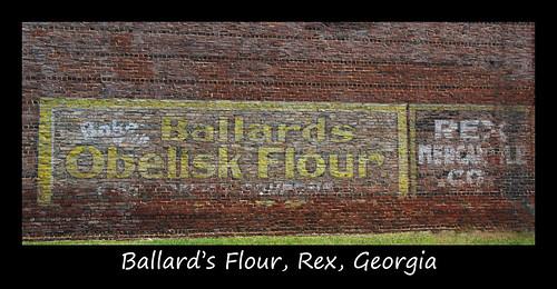 brick wall flour rex mercantile ballards