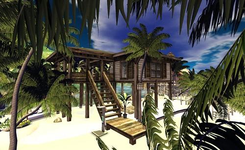 Bali Ha'i Full Exterior | by Hidden Gems in Second Life (Interior Designer)