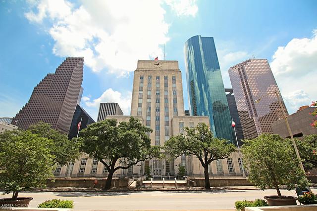Houston City Hall - Texas