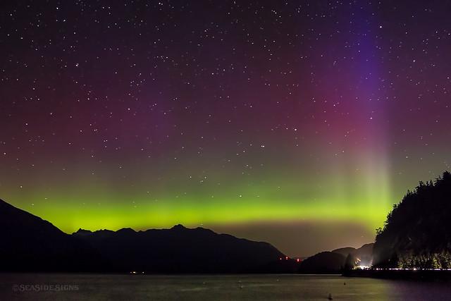 Tribute in Light  ~ Squamish-Lillooet, BC