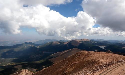 dsc1383web pikes peak summit colorado landscape include protectedbypixsy