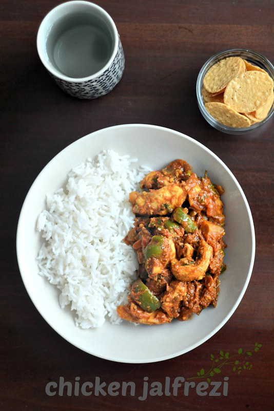 Chicken Jalfrezi Recipe Pakistani Chicken Jalfrezi Flickr