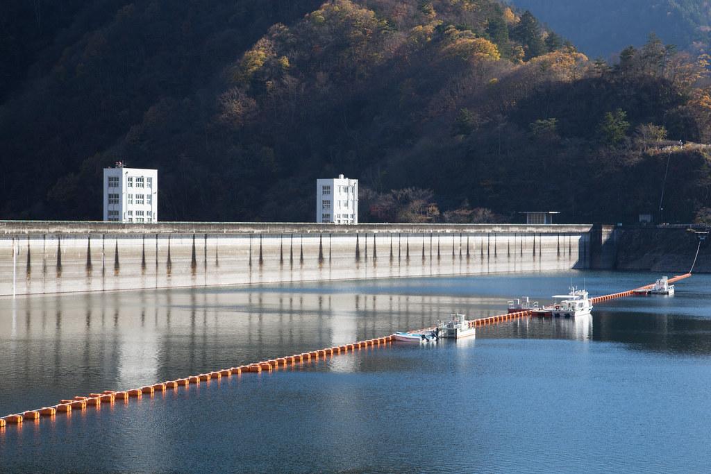 小河内ダム #tokyo島旅山旅