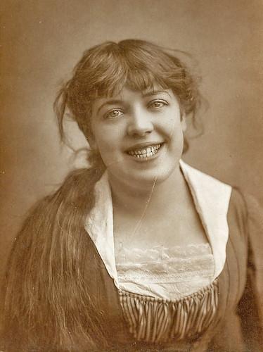 Photo of Mademoiselle Jeanne Samary