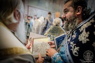 Литургия в Софийском соборе 660