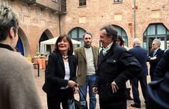 INAUGURAZIONE 65^ FIERA DI SAN GIUSEPPE 22 MARZO 2014  Foto A. Artusa