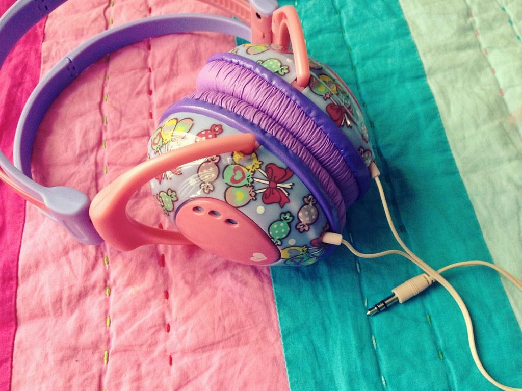 sweet swimmer headphones