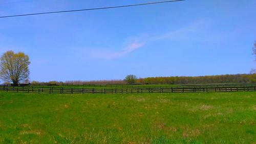 westmichigan michigan puremichigan android sky landscape pasture rural fence fields grassland treeline blue green creation nature horizen ztez958 serene peaceful farm usa adami kentcountymi may spring beautifulearth