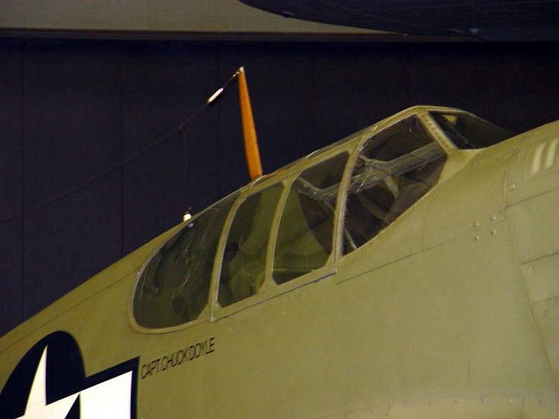 北アメリカのA-36A Apache6