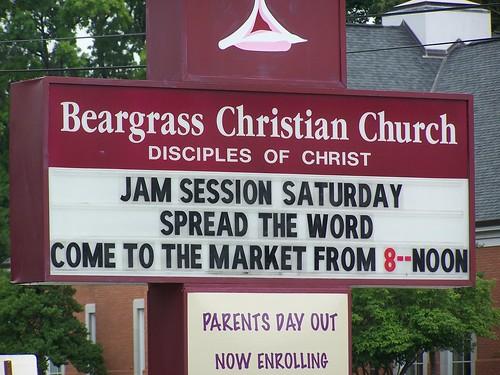 Beargrass marquee 2