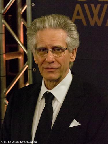 David Cronenberg, Genie Awards 2012
