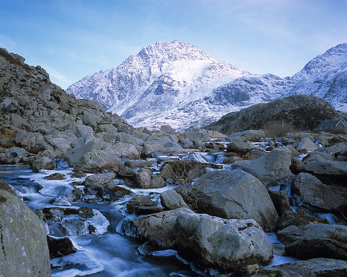Tryfan | by craigmageephotography