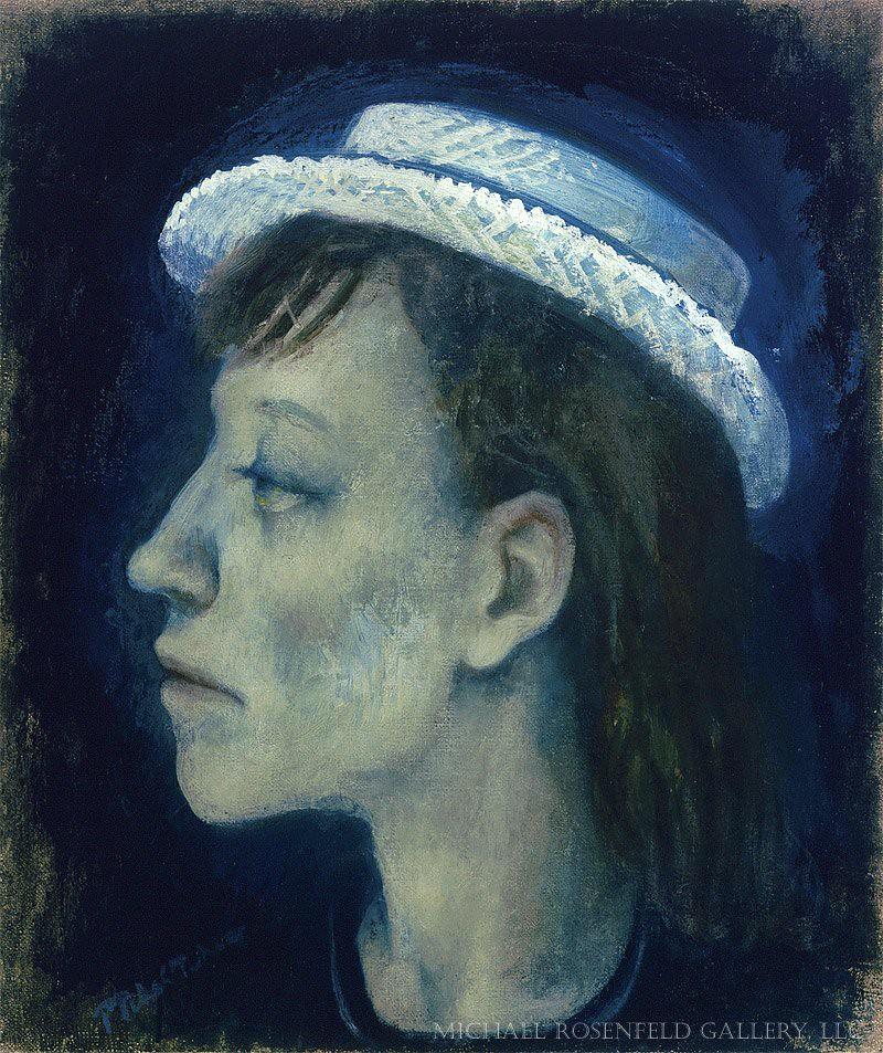 Tchelitchew, Pavel (1898-1957) - 1929c. Portrait of Lotte … | Flickr