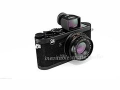 Leica X2 mockup