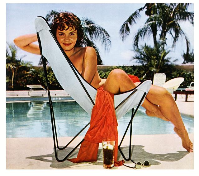 Dec '58 Miss Joyce Nizzar
