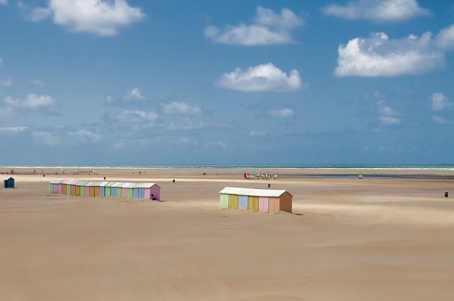 Les plages du Nord-Pas-de-Calais