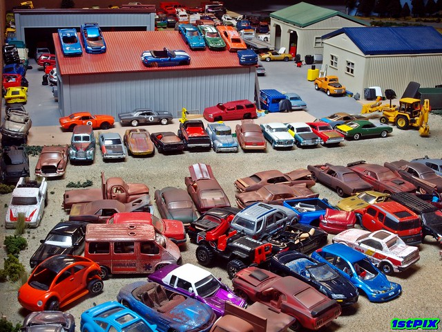 Auto Salvage Heaven: Dying to Get In