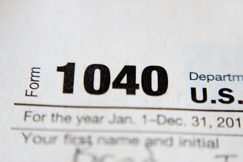 IRS Form 1040 | by bradleygee