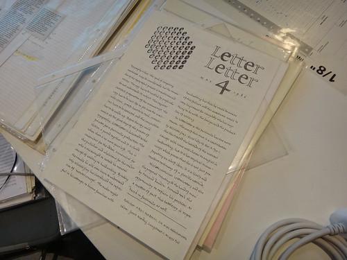 LetterLetter #4