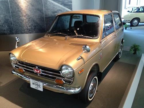 Honda N360 Model N360, 1969 | by kemeko1971