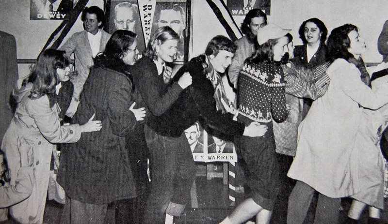 1948 Presidential Election Party