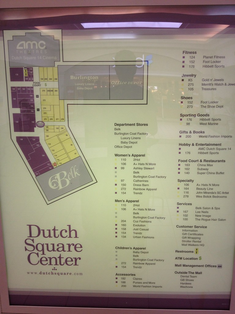 Mall Directory Dutch Square Center >> Directory Dutch Square Mall Mike Kalasnik Flickr