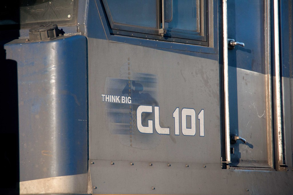 Class Leader GL101, named after a twice Melbourne Cup Winner - 'Think Big' by John Cowper