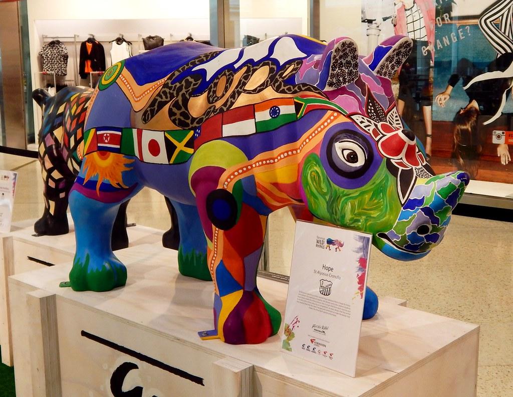 No 115, Hope, Roselands Shopping Centre, Roselands, Sydney, NSW.