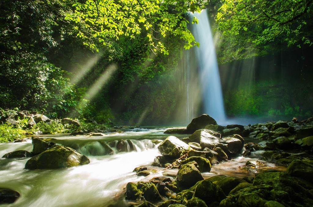 Laguna waterfalls