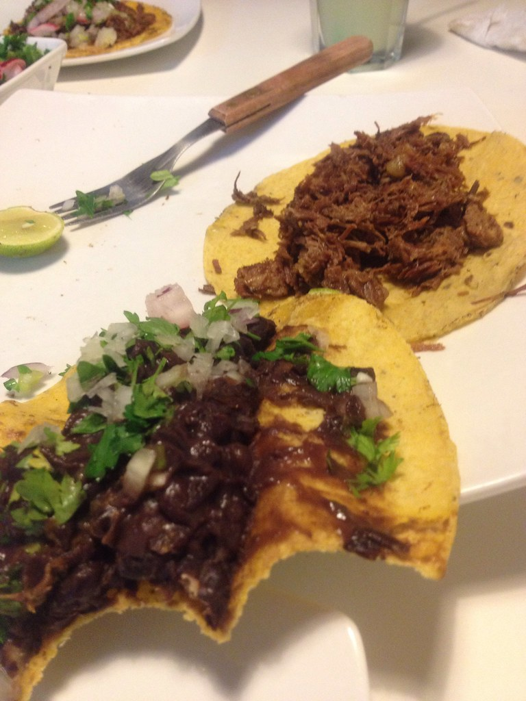 d439f14c0ec6 Tacos mexicanos en Chilango. Loreto con calle Buenos Aires… | Flickr