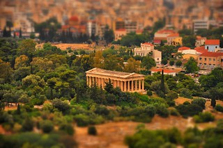 The Temple of Hephaestus, Athens Greece | by Jason R Francis