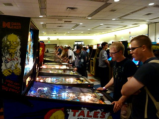 2012 NW Pinball and Arcade Show Day 1 34