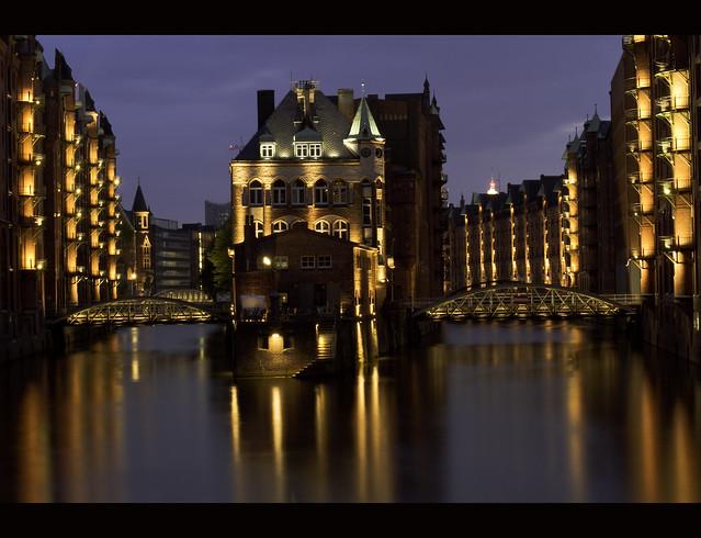 Speicherstadt / Hamburg / Germany