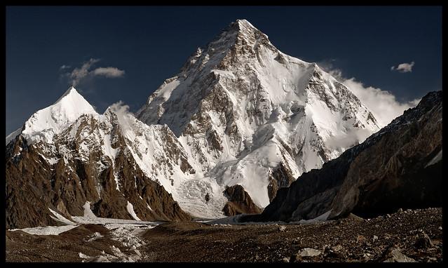 K2 (8611m) II