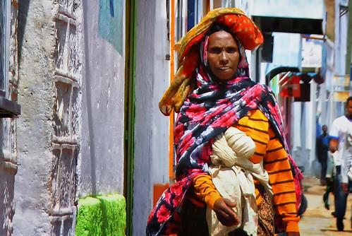 Harari Woman, Ethiopia | by Rod Waddington