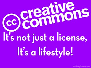 Creative Commons Poster - Take it! | by The Daring Librarian