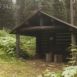 Kootenai Creek Cabin