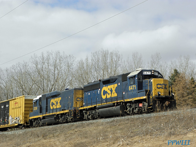 CSX Mother Slug