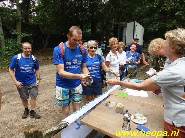 2016-06-25 Wandel 4 daagse 4e dag het gooi 30 Km (91)