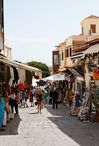 Rhodes - Grèce   by Loic Pinseel