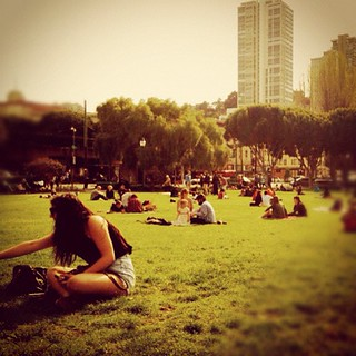 sunny day in the park   by sarahwulfeck