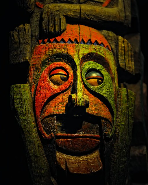 The Talking Tiki Man