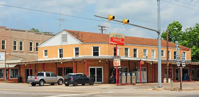 Chapman's Grocery - Mount Enterprise,Texas