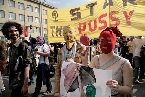 Free Pussy Riot | by Nuria Fatych