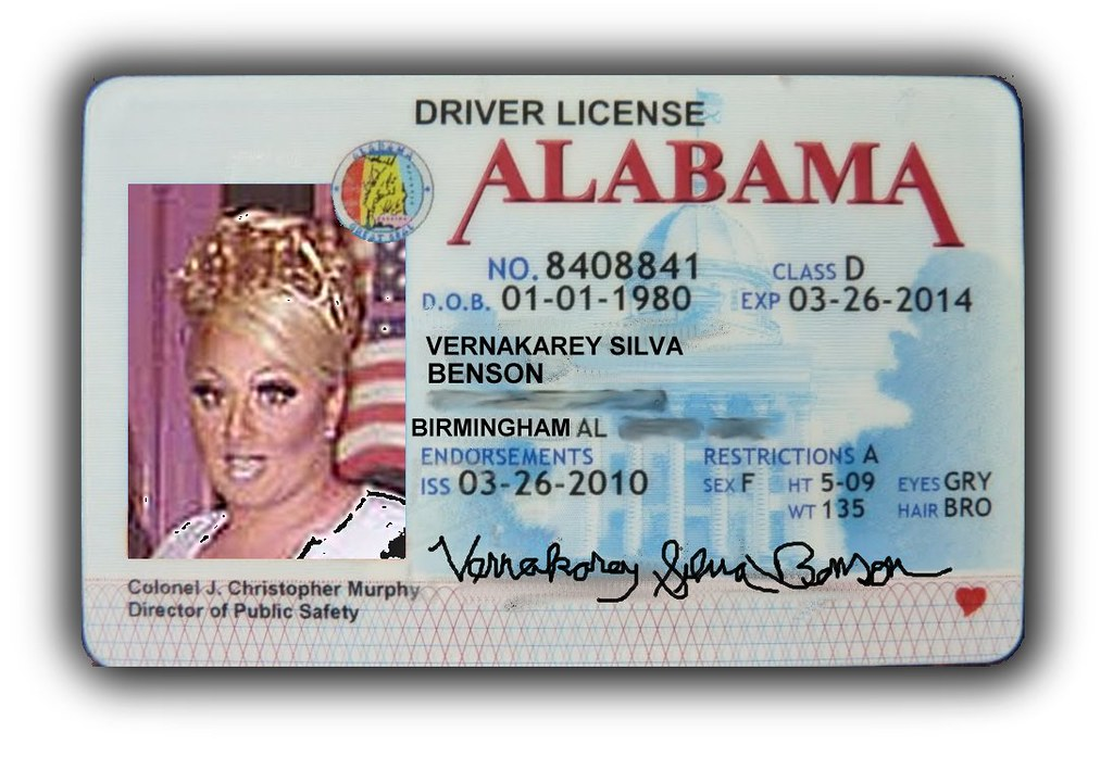 Have… Future Alabama Though My Driver's Rather Flickr License I'd