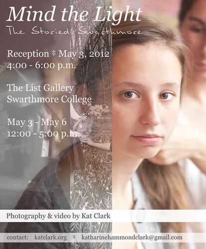 Senior Art Exhibition at Swarthmore