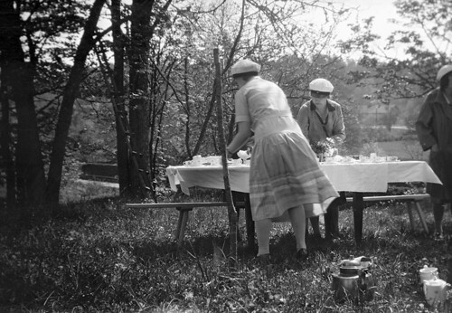 Coffe table at Tyresö, Södermanland, Sweden | by Swedish National Heritage Board