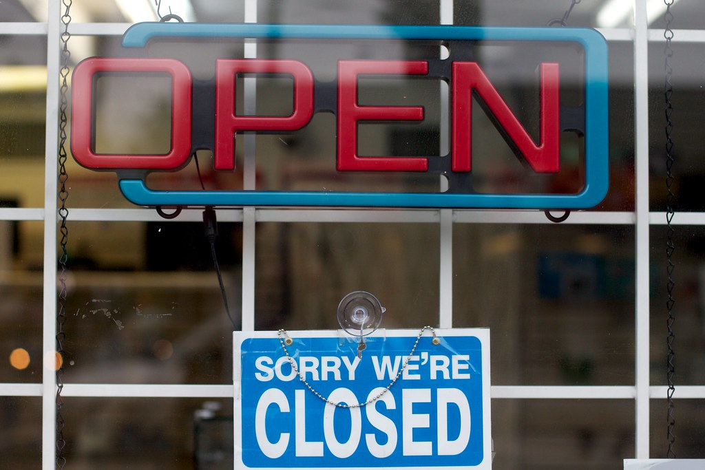 Open Means Never Having to Say You're Sorry
